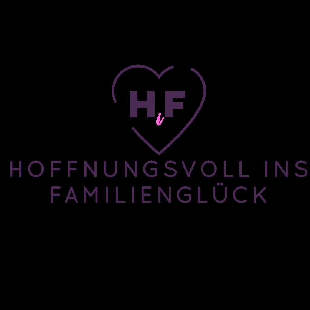 Hoffnungsvoll ins Familienglück Logo